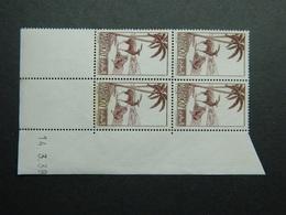Maroc Yvert 199 Coin Daté 14.3.39 - Nuevos