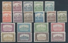 1916. Harvester-Parliament - Neufs