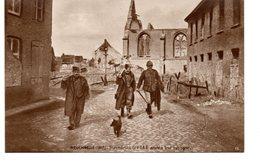 Nieuwkapelle 1917 - Belgique