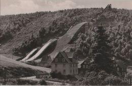 Lauscha - Drei-Schanzen-Anlage - Ca. 1965 - Lauscha
