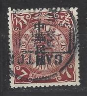 Cina - 1912 - Usato/used - Overprint - Mi N. 100 - 1912-1949 Repubblica