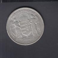 Ungarn Hungary 5 Pengö 1930 - Ungarn