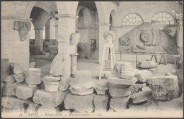 Roman Remains, Bath, Somerset, C.1910 - Lévy Postcard LL50 - Bath