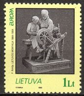 (!)  EUROPA CEPT De 1995  Thème Paix Et Liberté LITUANIE Y&T 504 Neuf(s) ** Mnh - Europa-CEPT
