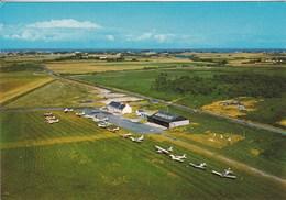 56 BANGOR En Belle Ile En Mer L'aérodrome ,avion - Belle Ile En Mer