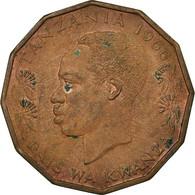 Monnaie, Tanzania, 5 Senti, 1966, TB+, Bronze, KM:1 - Tanzania