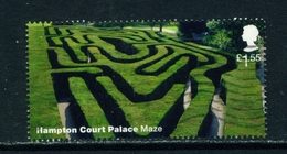GREAT BRITAIN  -  2018 Hampton Court £1.55 Used As Scan - 1952-.... (Elizabeth II)