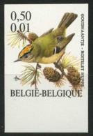 [A2716] België 2985 – Vogels – Oiseaux – Buzin – 0,50 Goudhaantje – ON – Cote: € 50,00 - Belgien