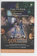 Fête D'Halloween - Calvados Du Père Magloire (Dancefloor, Gouter, Visite Fantomatique) Flyer - Halloween