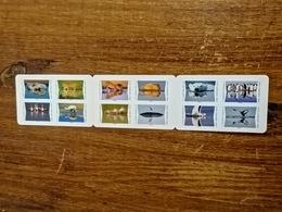 (2020) - Carnet 12 VP / Lettre Verte - Animaux Du Monde - Adhesive Stamps