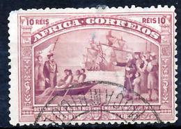 !■■■■■ds■■ Portuguese Africa 1898 AF#3ø Vasco Da Gama 10 Réis (x9008) - Afrique Portugaise