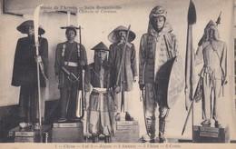 Chine Japon Annam Corée - Uniformi