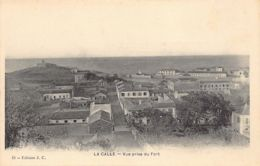 LA CALLE El Kala Vue Prise Du Fort - Algerien