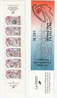 France Frankreich 1989 Michel Markenheftchen Nr. MH 15 ** Ungefaltet, Yvert Tellier No. BC2570 ** Non Plié - Markenheftchen