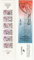 France Frankreich 1989 Michel Markenheftchen Nr. MH 15 ** Ungefaltet, Yvert Tellier No. BC2570 ** Non Plié - Personen