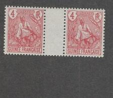 FRENCH GUINEA1904:Yvert20mh* - Guinée Française (1892-1944)