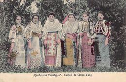 Romania - Custum De CAMPU-LUNG - Editor Bahnhof U. Feldbuchhandel. - Rumania