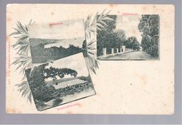 Dutch East Indies Moluccas Maluku Ca 1900 Old Postcard - Indonesia