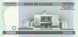 UGANDA P. 46b 20000 S 2005 UNC - Uganda