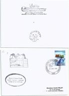 YT 118 - Chenillette - Posté à Bord De L'Aurora Australis - Dumont D'Urville - Terre Adélie - 28/12/2006 - Covers & Documents