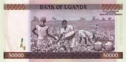 UGANDA P. 47c 50000 S 2008 UNC - Uganda