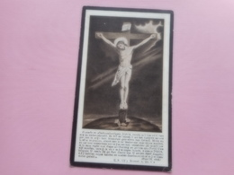 D.P.-ECHTG VAN THEOPHILE DEDOBBELEER J.C.DEMAESENEER °KESTER 23-2-1867+VOLLEZEELE 5-2-1925 - Religion & Esotericism
