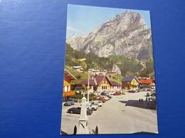 PRALOGNAN LA VANOISE (73. Savoie) - Rue Centrale, Pointe De L'Arcellin - Le Grand Marchet - Pralognan-la-Vanoise