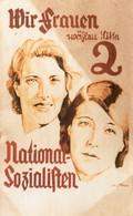 DC1080 - REPRO WW2 Militär Propaganda Germany National Sozialisten Frauen Liste 2 - War 1939-45