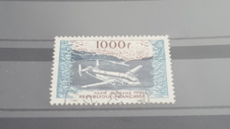 LOT500442 TIMBRE DE FRANCE OBLITERE N°33 PA - 1927-1959 Oblitérés