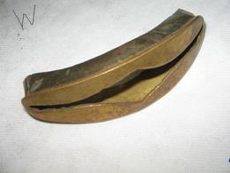 Piece Pour Fourreau,epee,ou Sabre,ou Glaive,old Sword,alter Säbel,sabre - Knives/Swords