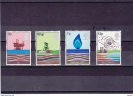 GB 1978 ENERGIE Yvert 855-858 NEUF** MNH - 1952-.... (Elisabeth II.)