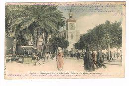 CPA. Alger. Mosquée De La Pêcherie  (P.322) - Alger