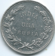 India - Portuguese - 1912 - 1 Rupia - KM18 - India