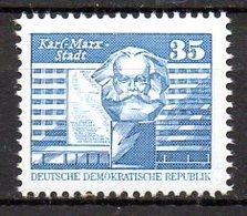 RDA. N°2149 De 1980. Karl Marx. - Karl Marx