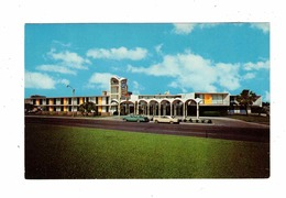 CORPUS CHRISTI, Texas, USA, Sand And Sea Resort Hotel, Old Chrome Postcard - Corpus Christi