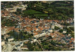 CREUSE BOURGANEUF : LE CHÂTEAU XVe SIECLE RESTES DE L'ANCIEN PRIEURE D'AUVERGNE DE L'ORDRE DE MALTE - Bourganeuf