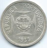 India - Portuguese - 1935 - 1 Rupia - KM22 - India