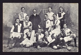 1909 Gelaufene AK Aus Liesthal. Fussball Club LIesthal. - BL Bâle-Campagne