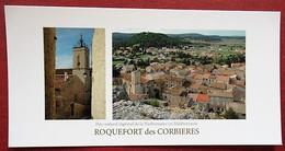 11 - Roquefort Des Corbières - 002.0498 PANO - Frankrijk