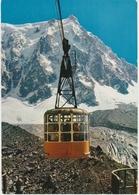 CHAMONIX-MONT BLANC - L' AIGUILLE DU MIDI - DEPART DU 1er TRONCON Du TELEPHERIQUE-   Editeur :JANSOL De Chambéry  N°2184 - Chamonix-Mont-Blanc