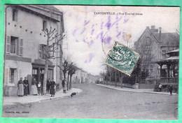 TANTONVILLE - RUE TOURTEL FRERES - Frankreich