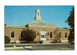 NORWALK, Connecticut, USA, U. S. Post Office, 1964 Chrome Postcard - Norwalk