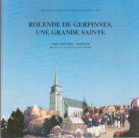 Rolende De Gerpinnes Une Grande Sainte - Kultur