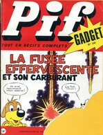 Pif Gadget N°139 - Fanfan La Tulipe - Rahan - Pif Gadget