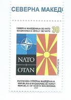 Macedonia 2020 - NATO OTAN MNH - Macedonia