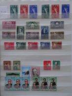 1949/93 ** Petite Collection SWA (1949/90) + Namibie (1990/93) 336 Timbres Et 14 Blocs - Afrique Du Sud-Ouest (1923-1990)