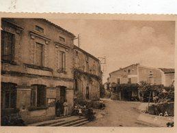 Escoussens -   Place  De  La  Mairie. - Autres Communes