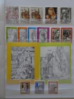 DÜRER Collection ** 53 Timbres + 18 Blocs; De 19 Pays; Tous Différents - Rubens