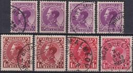 """(82)  Lot """"Leopold III"""" - 1935-1949 Petit Sceau De L'Etat"""