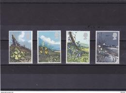GB 1979 FLEURS Yvert 884-887 NEUF** MNH - 1952-.... (Elisabeth II.)